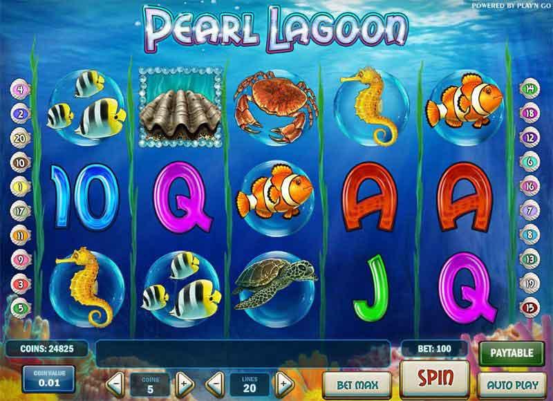 Pearl Lagoon slot för hockey