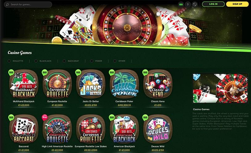 888 casino 296921