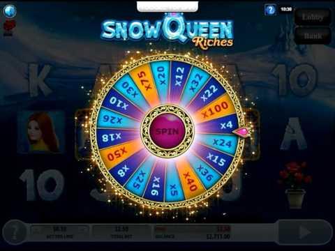 Nyttiga Snow Queen Riches john
