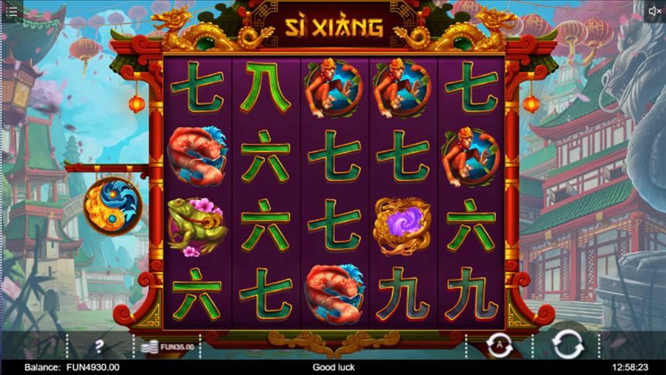 Battle of Si Xiang fredags