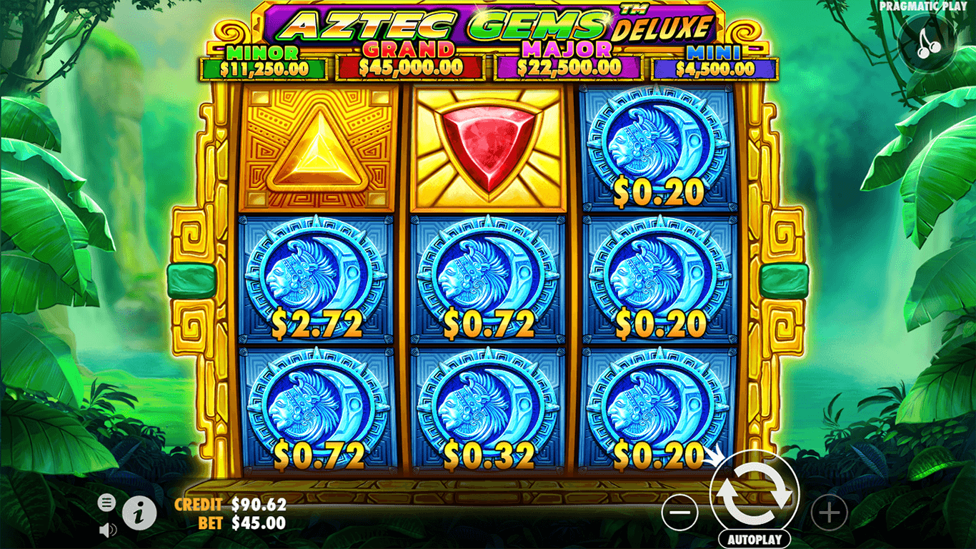 Enchanted Crystals slot lucky