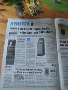Svenska spel 263872