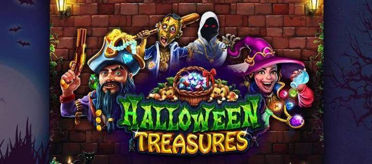 Världens bästa bonus Halloween 358641
