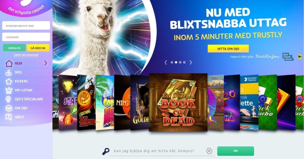 Casino utan registrering lotteri