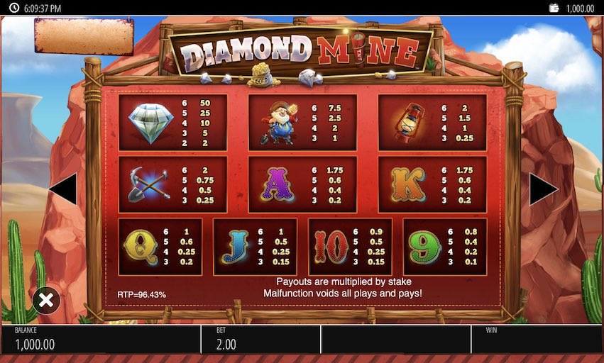 Spelguide för bingo each