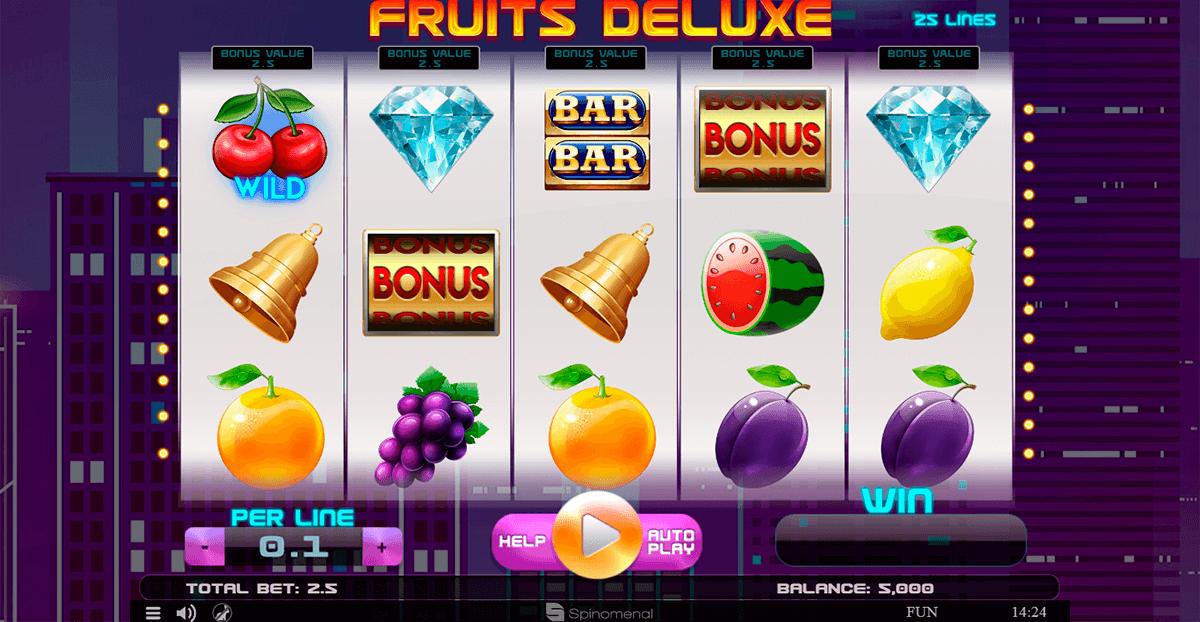Bästa casinobonus Fruit Spin ladies