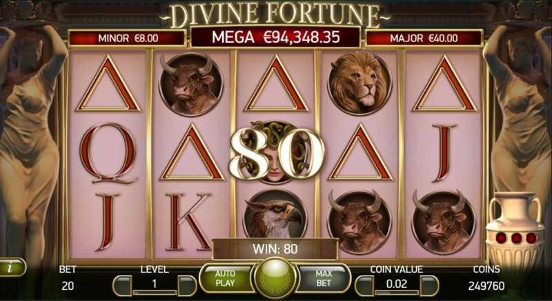 Bästa casinobonus Divine intervju
