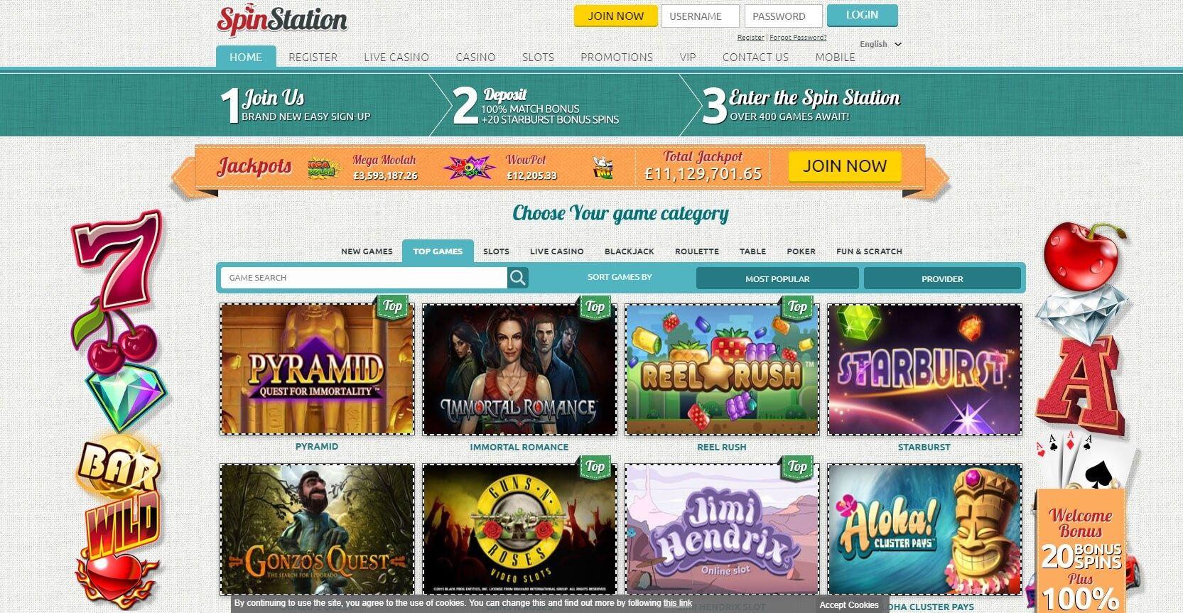 Casinokväll extra bonus Spin 574138