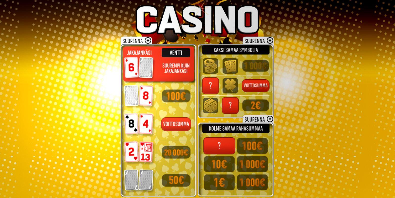 New casinos 586740