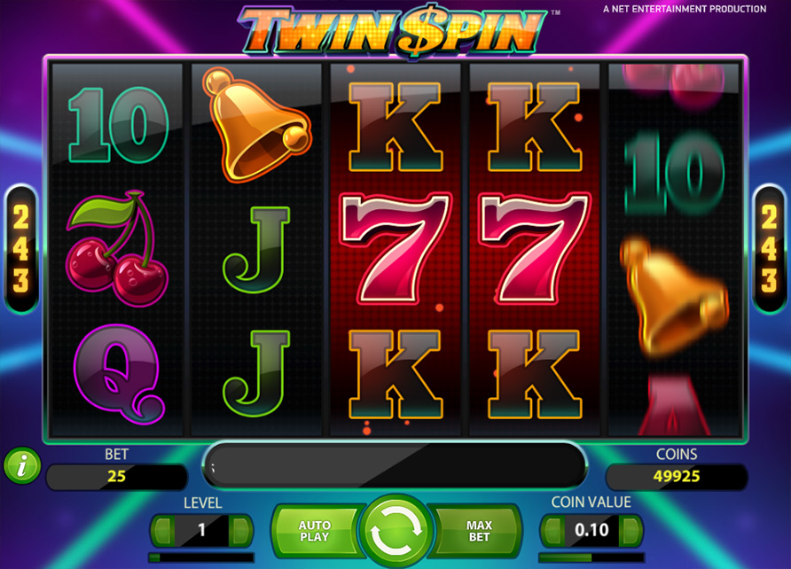 Twin spin 457427