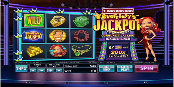 Strategier Jackpot 858925