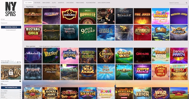 Bästa online casino spelen scandibet