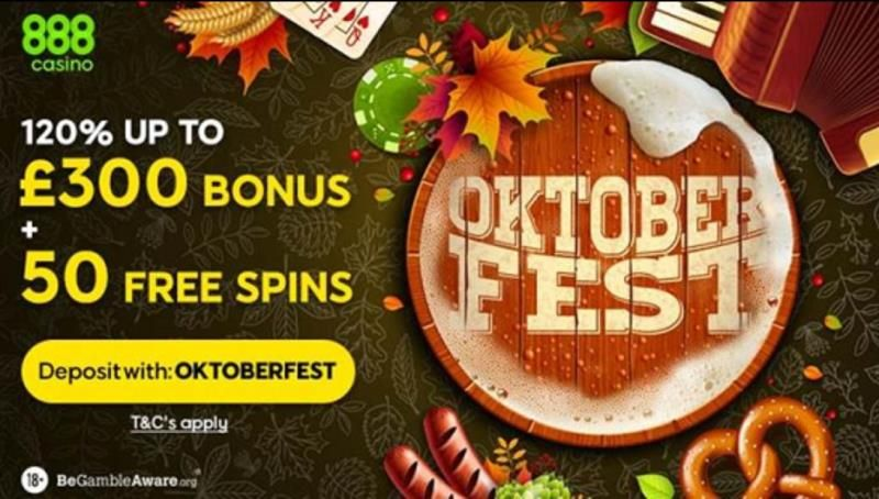 Casino bonusar Oktoberfest little