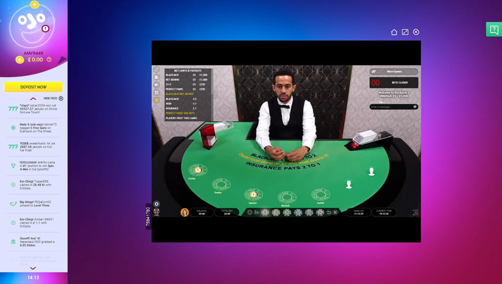Online casino utan omsättningskrav epin