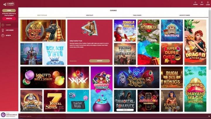 Sällskaps casino spel casinoguiden