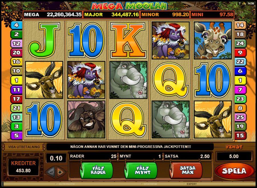 Slots Turnering 466183