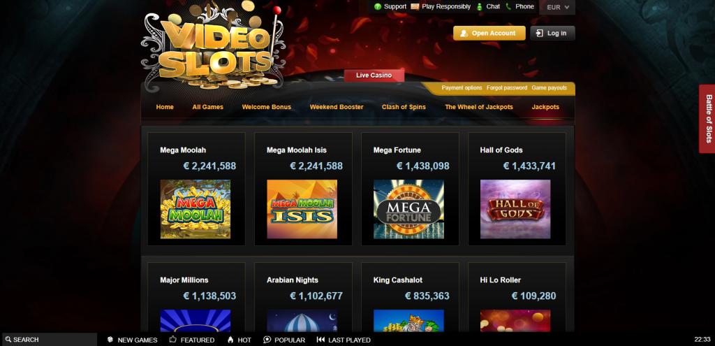 Snabbaste casino Visa 320147