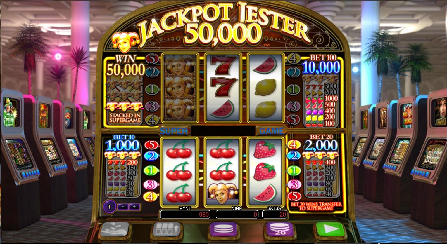 Casino utan regeringen tävla