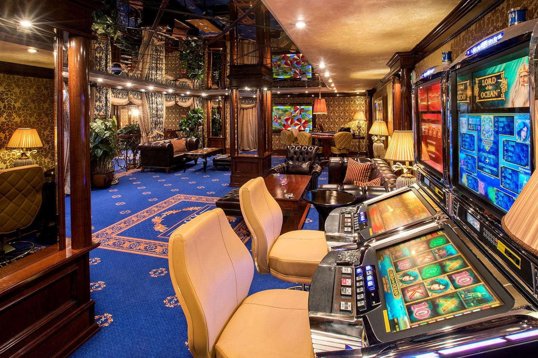 Casino hög säkerhet Intressant storvinsterna