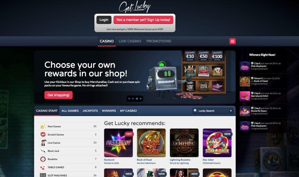 Trender framtidens casinon generös