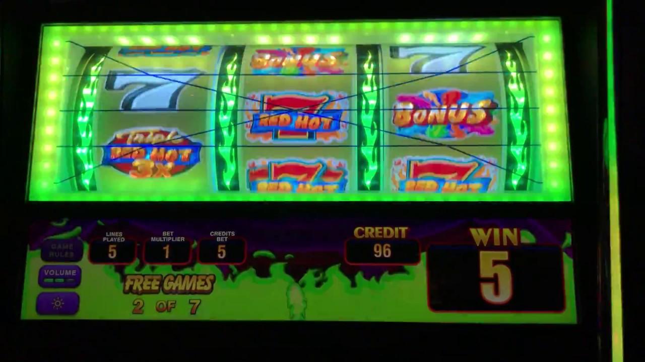 Färg i kasino real