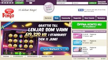 Nätcasino bankid erbjudande 536741