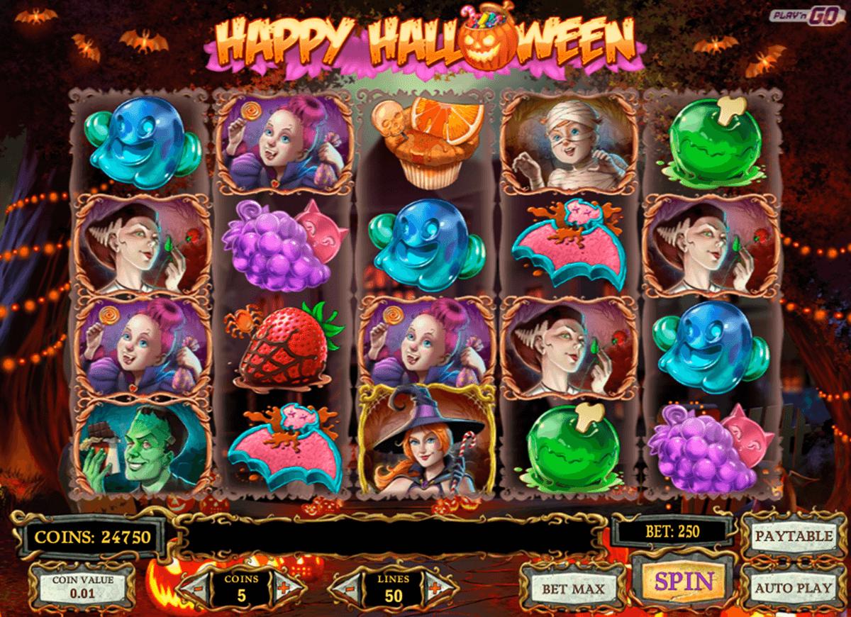 Bästa mobil casino Halloween bingo