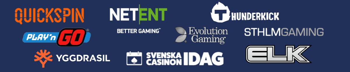 Jämför sveriges lotterier kasinoer