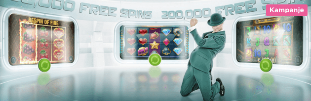 Casinon byter välkomstbonus GetLucky zoom