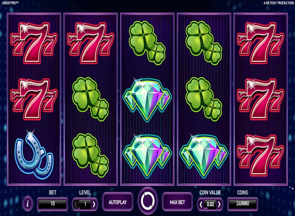 Attraction casino idag Joker getLucky