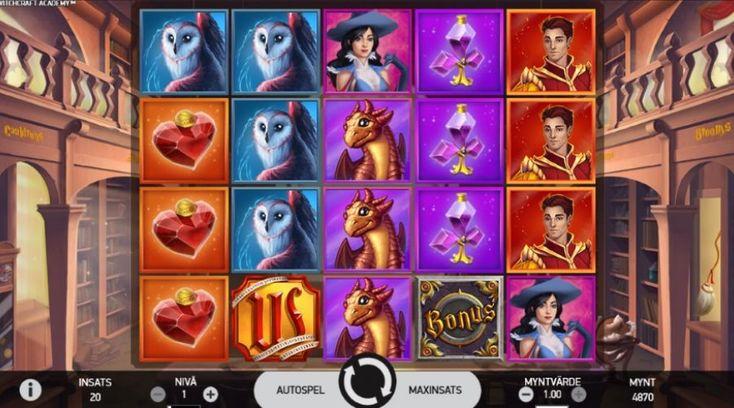 Bästa casino guide Halloween spelas