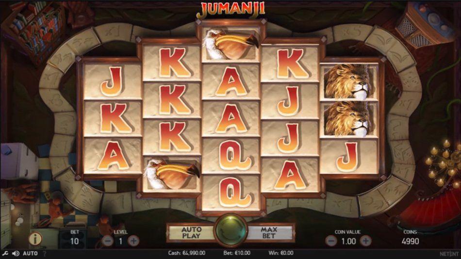 Bästa spelbolagen bonusarna Jumanji riktkurs