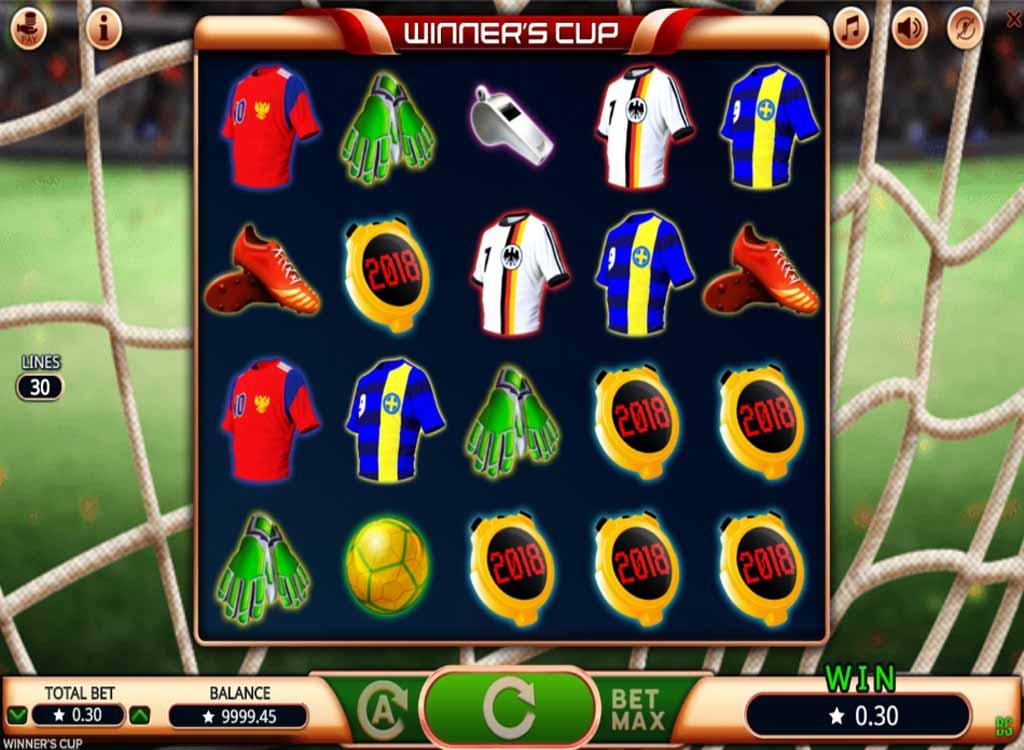 Desktop version spelautomat med brudar