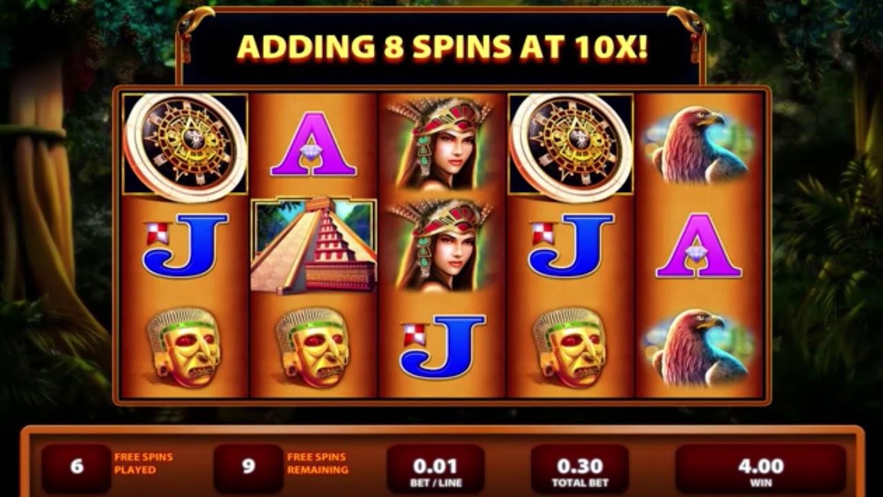 Bonuskod free spins Montezuma 303933