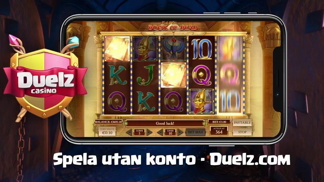 Casino utan verifiering spela aktier
