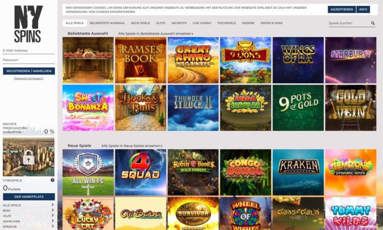 Casinos top list 399939