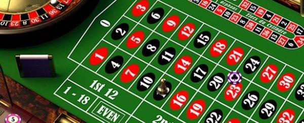 Roulette grön så 202968