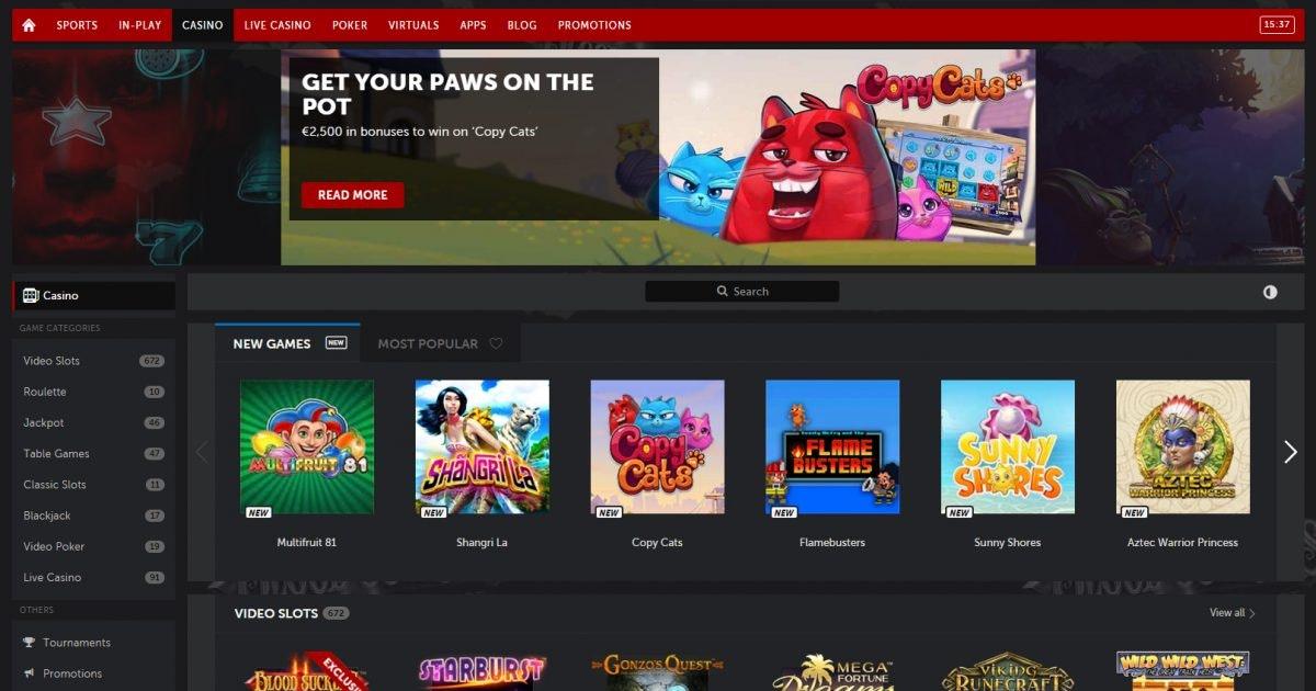 Bästa online casino utan vinst