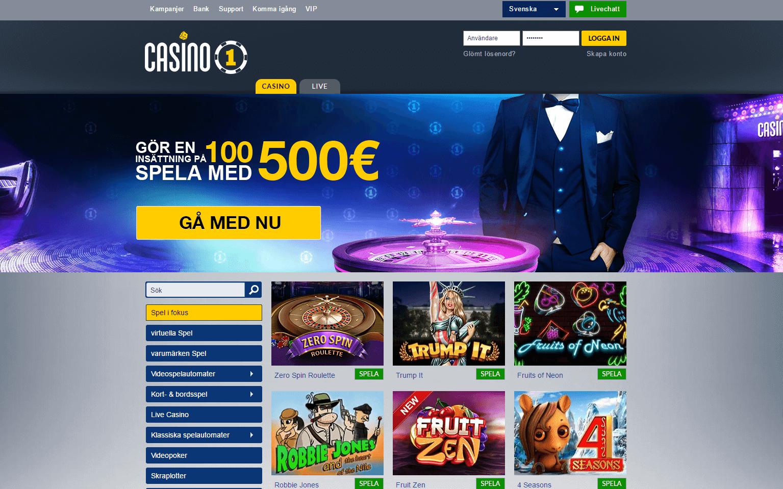 Miljonlotteriet varning Joo casino arna