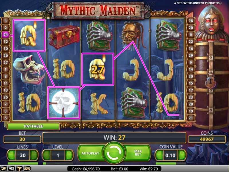 Free spins festival Mythic 362046