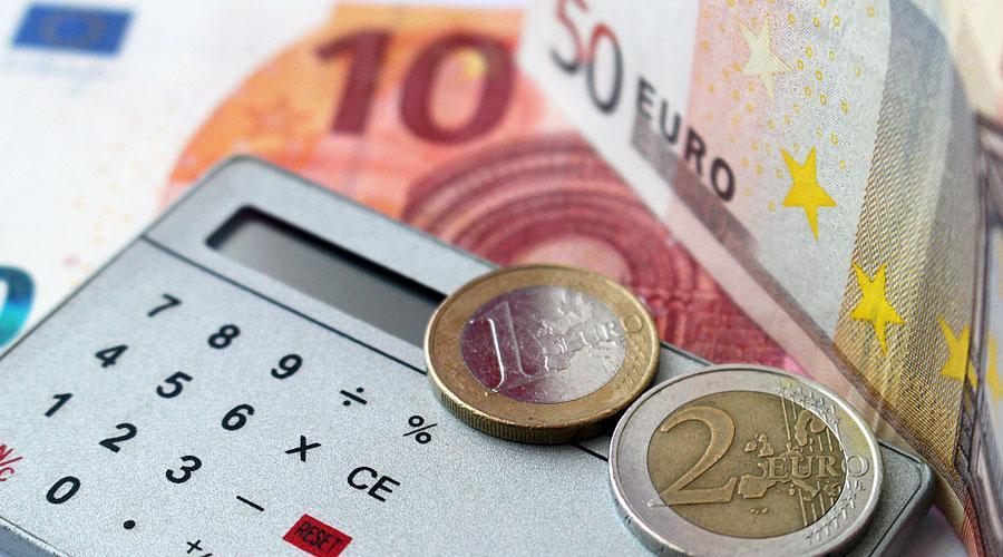 Euro utseende så sätter pugglepay