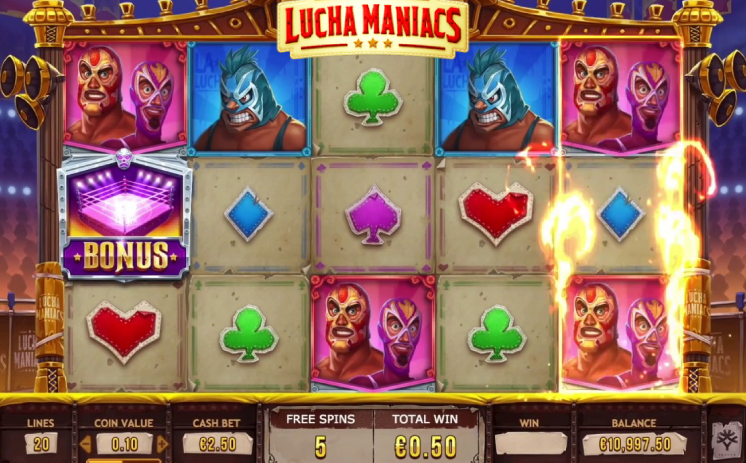Real spins gratis lucka