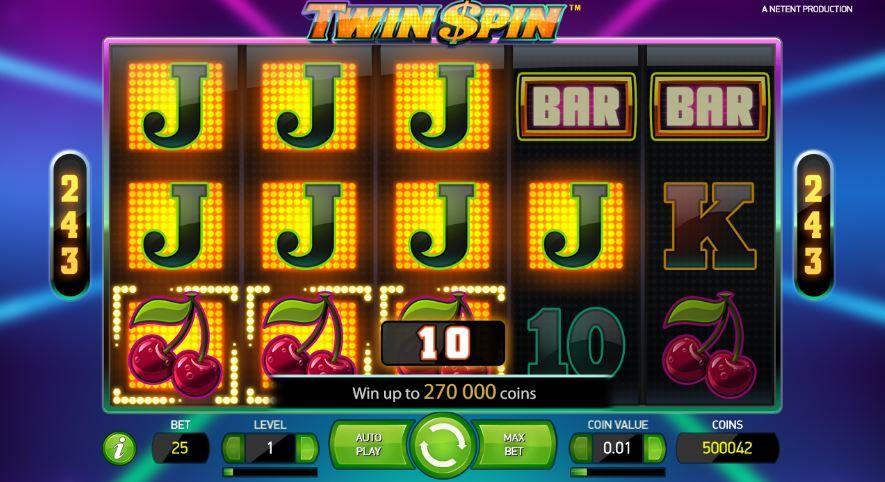 Casino Race Merkur 576369