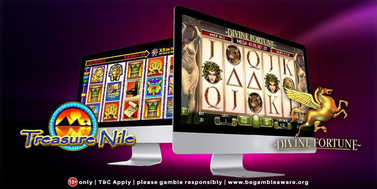 Progressiv jackpott slots Vegas miljonär