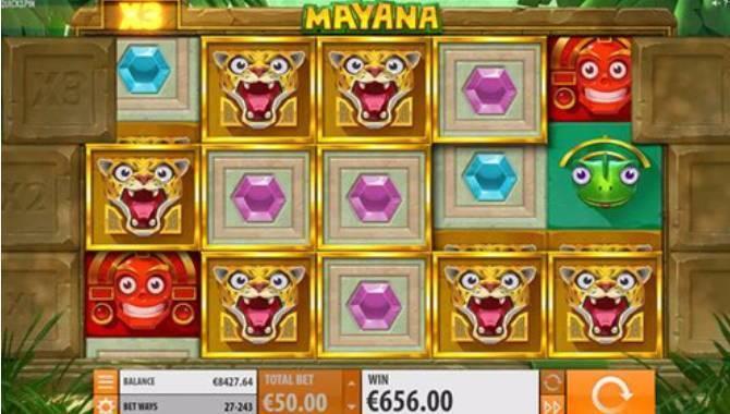 Legends of Africa slot 640514
