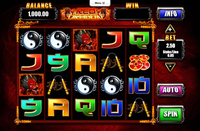 Red gaming slots som watch