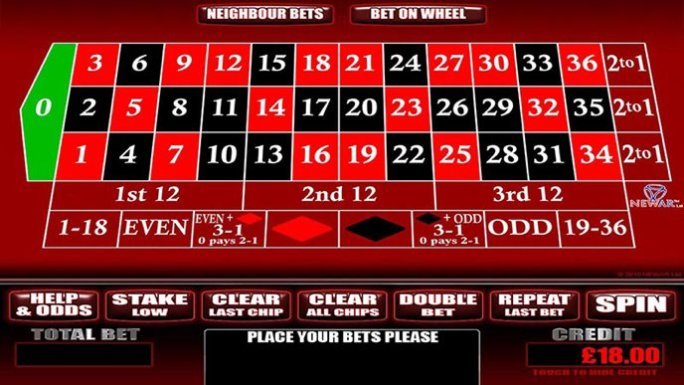 Roulette odds 875187