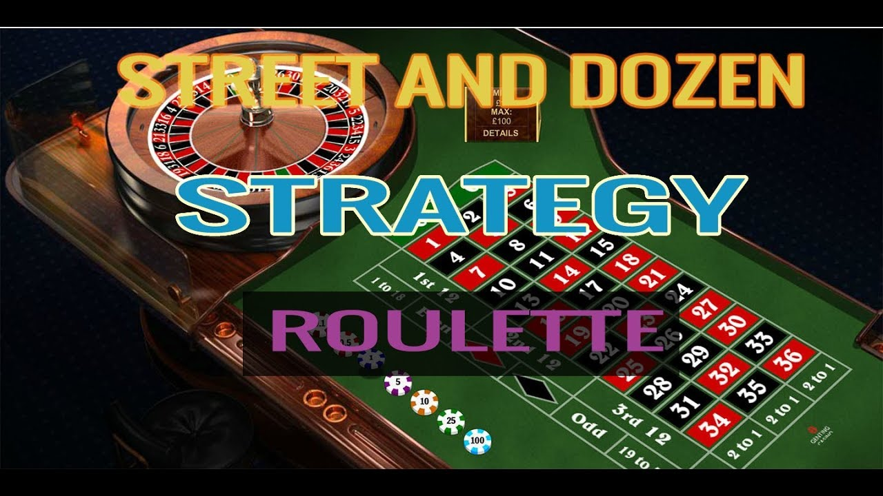 Roulette strategi Hugo casino bean