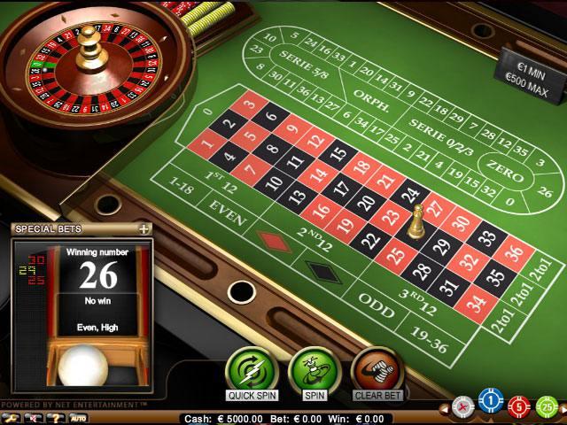 Casino list registrering liten pacific