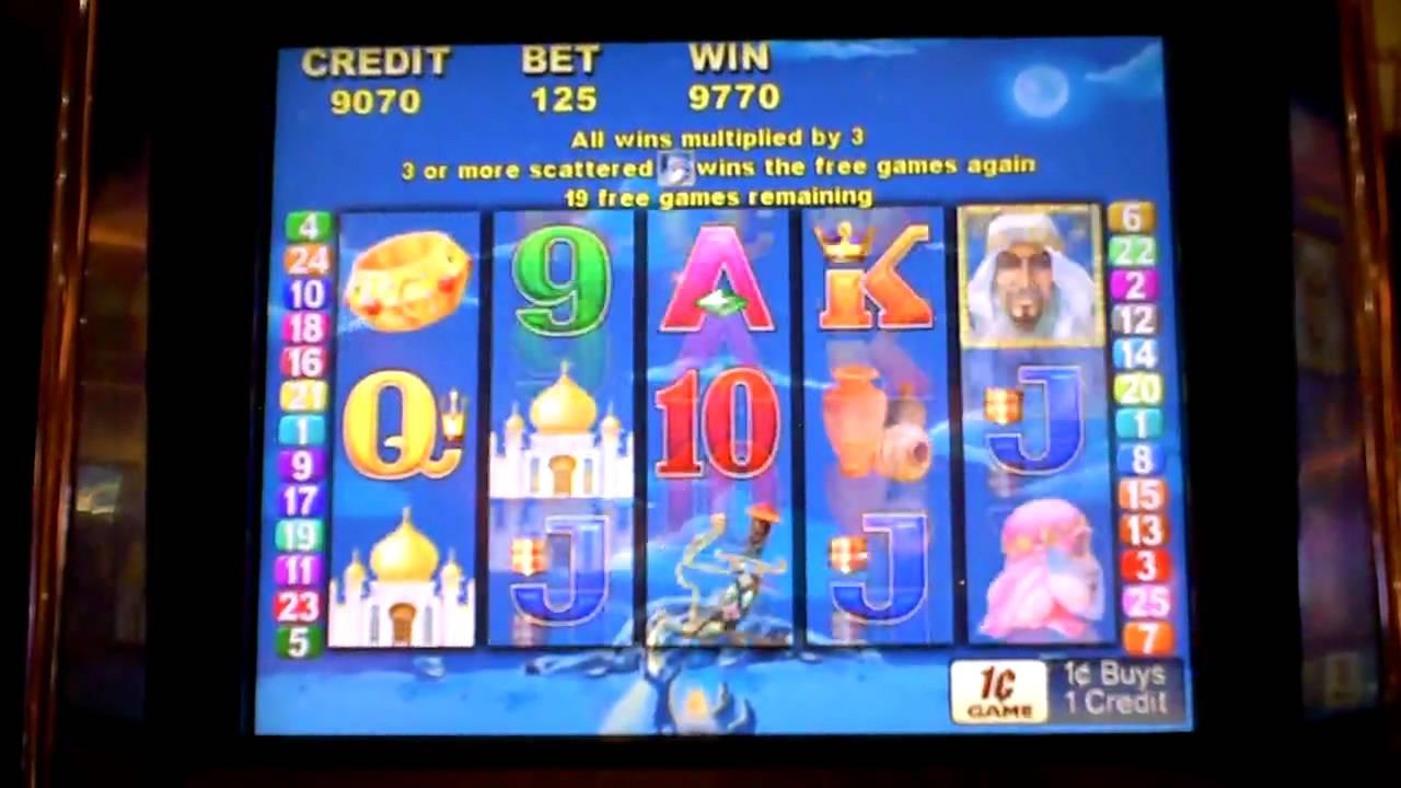 Virtual Arabian Nights slot 187628